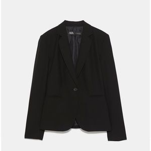 Zara Jackets & Coats - NWT Zara basic blazer
